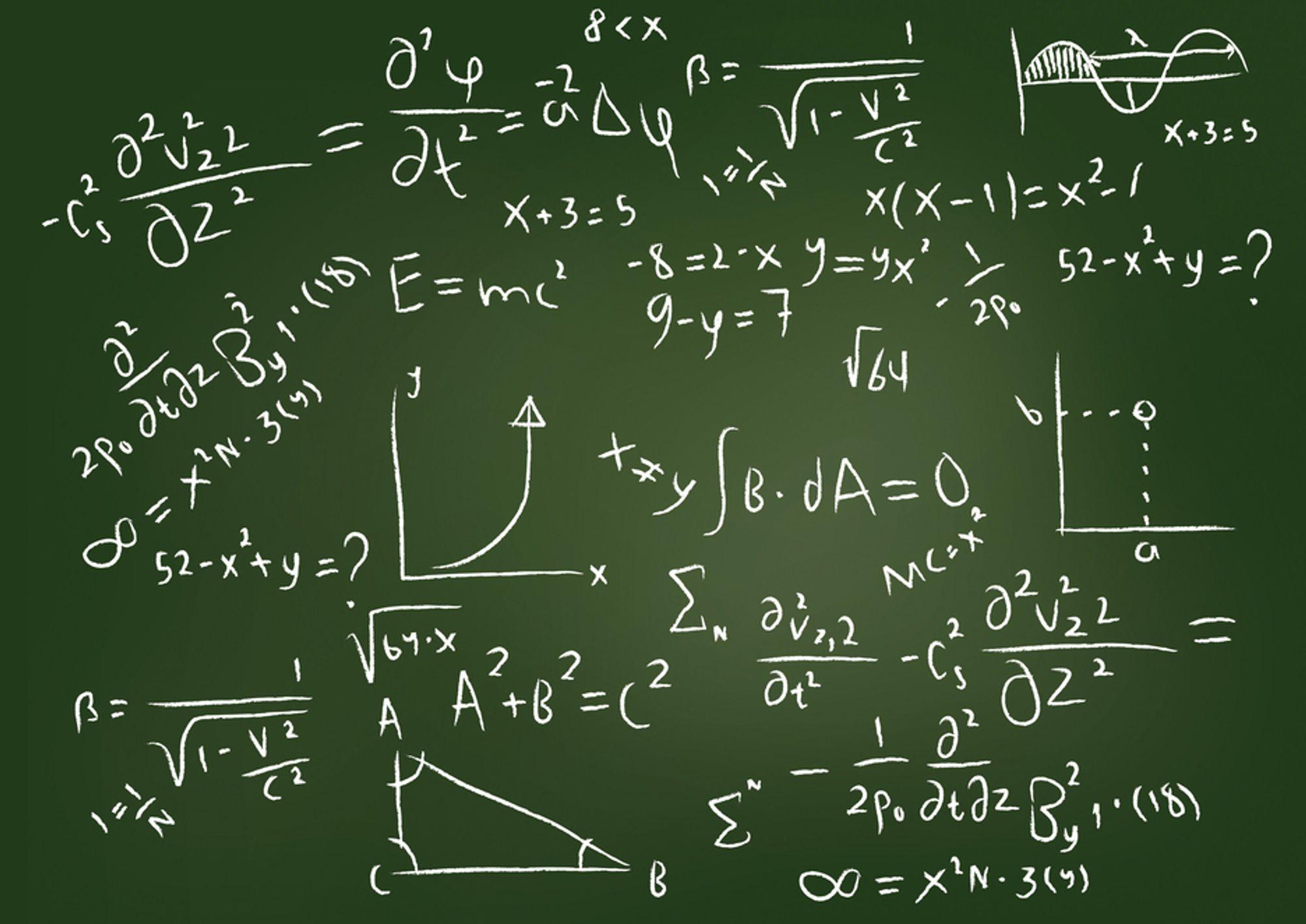 NYE REGLER: NTNUs innstilling er ventet om kort tid og vil avgjøre om sivilingeniører får undervise i matematikk.