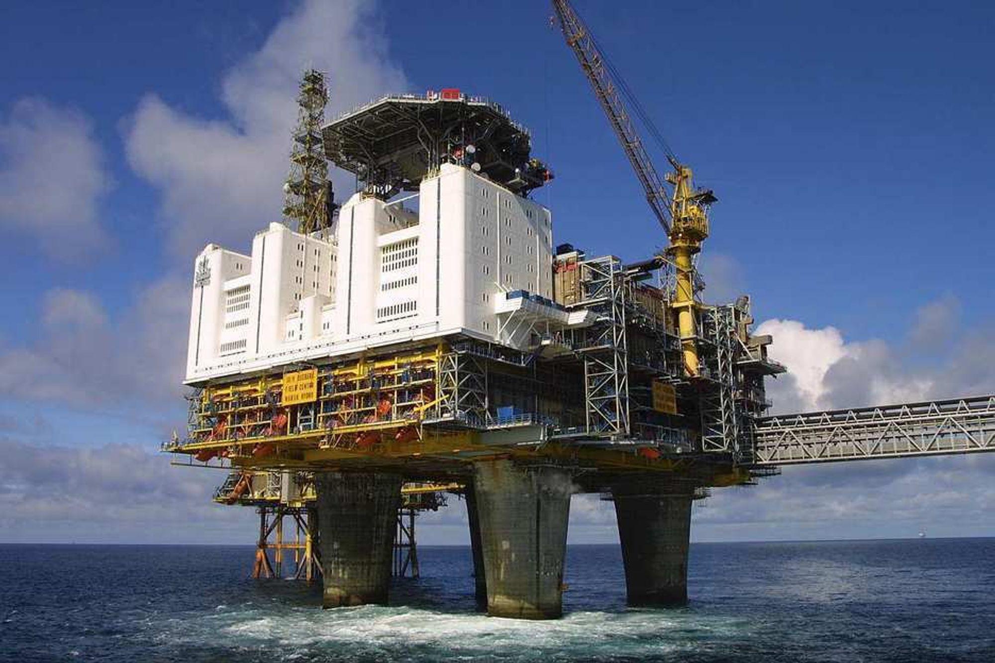 Statoil har gjort et oljefunn 26 kilometer fra Oseberg-feltet.