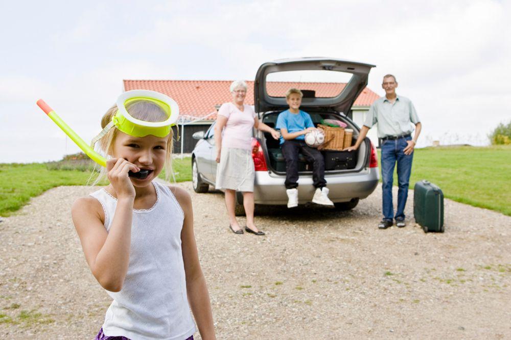 Halvparten av oss tar minst fire uker ferie i sommer.