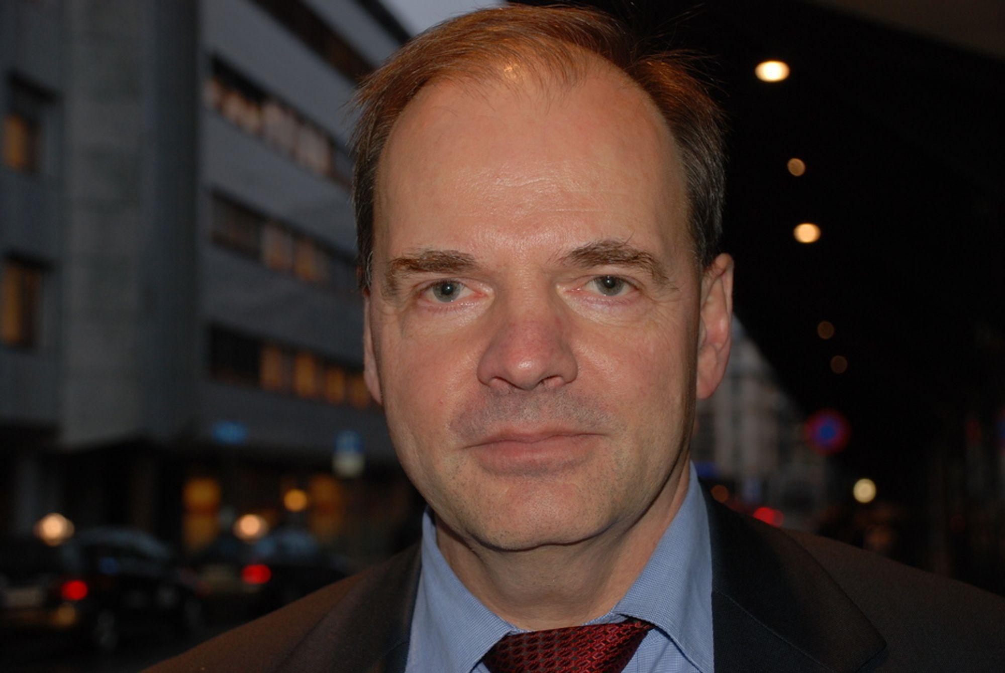 Hans Erik Horn blir ny næringspolitisk direktør i Energi Norge.