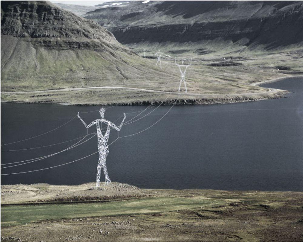 ALTERNATIVT: Debatten om kraftmaster i Hardanger har pågått lenge. Kanskje er disse et bedre alternativ?