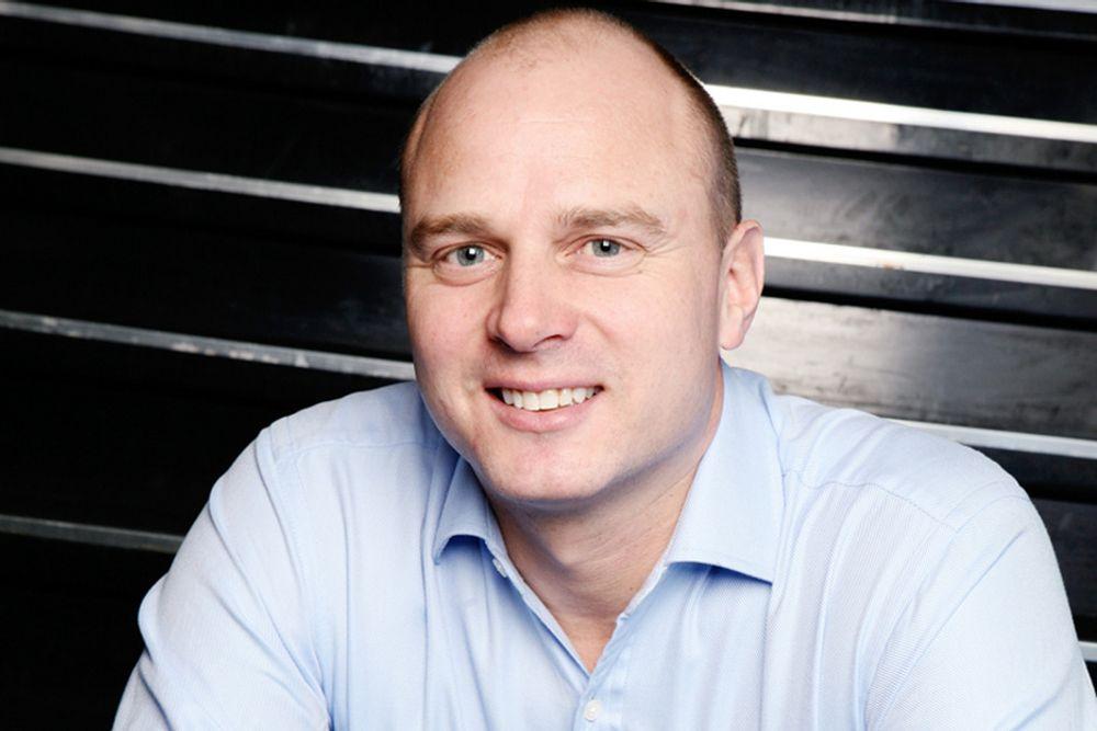 OPTIMIST: Eirik Bache-Wiig, administrende direktør i FINN Jobb, konstaterer at antallet stillingsannonser er på full fart oppover igjen.