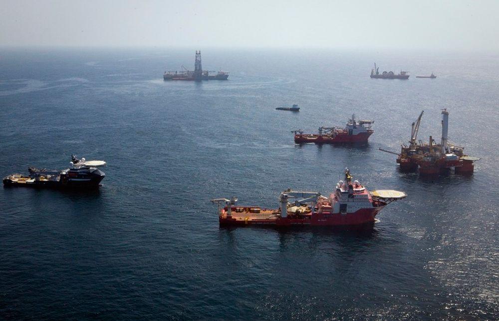 Statoil venter fortsatt på boretillatelse i Mexicogolfen.