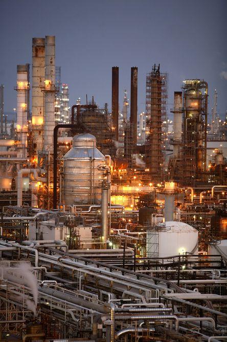 FÅR SVI: BPs gamle unlatelsessynder ved raffinerient i Texas Citi koster flesk.