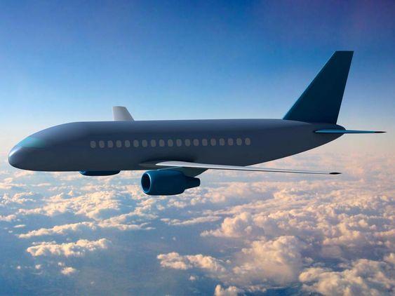 The Silent Efficient Low Emissions Commercial Transport (SELECT) er bidraget fra Northrop Grumman.