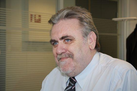 Egil Martinussen, adm.dir i Aker Oilfield Solutions.
