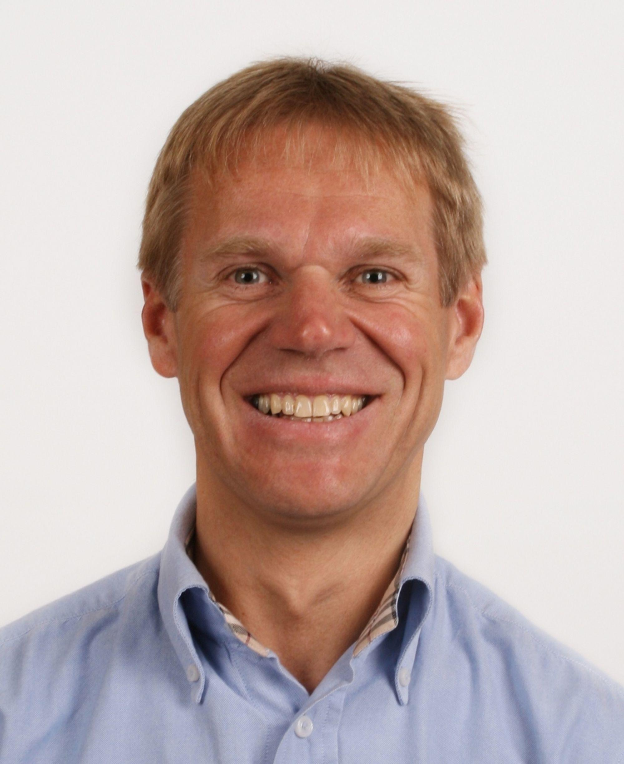 NY SJEF: Ole-Petter Thunes forlater Sweco for å overta ledelsen av Rambøll.