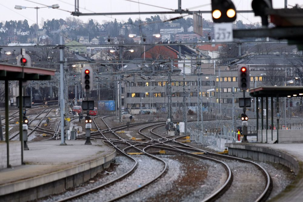Jernbaneverket mener