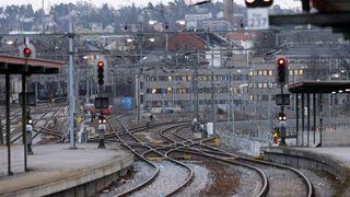 Presset øker mot Jernbaneverket