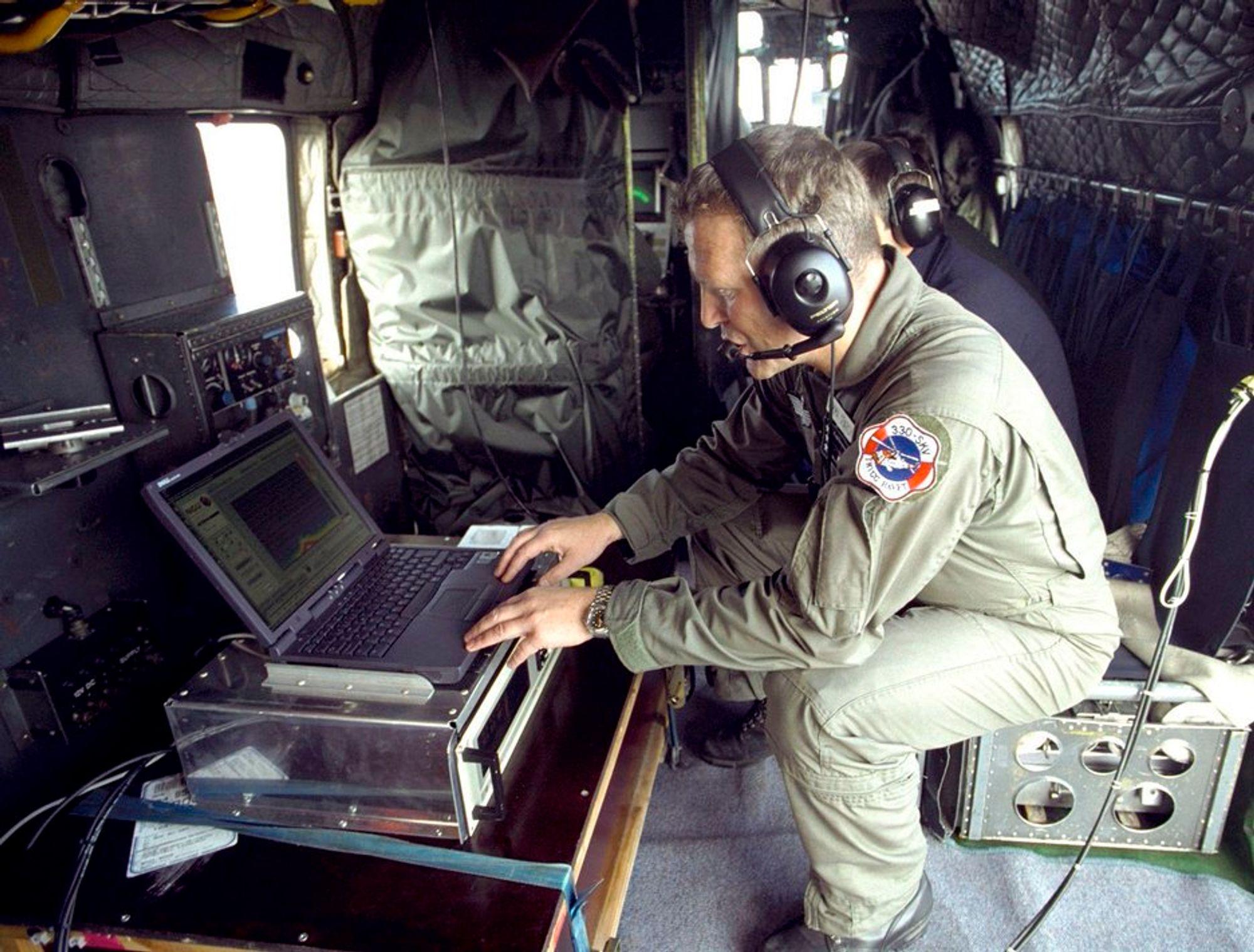 OPERATIVT: Forsvaret fikk bare ett alternativ ved utlysning av milliardkontrakt på datautstyr som blant annet skal brukes i operativ tjeneste.