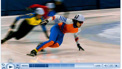 OL strømmer på