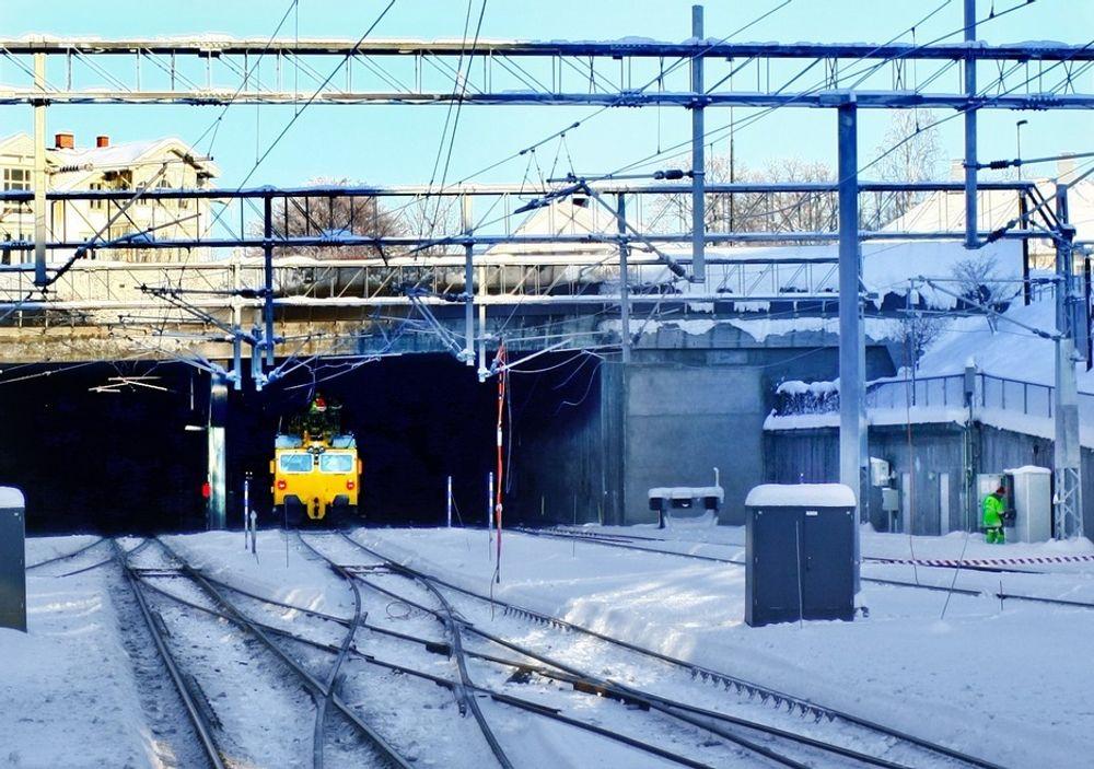 JERNBANEGRUPPE: Arbeidsgruppen skal blant annet drøfte organiseringen av jernbanesektoren, ansvars- og samarbeidsforhold, kompetanse og regelverk som fremmer gode løsninger.