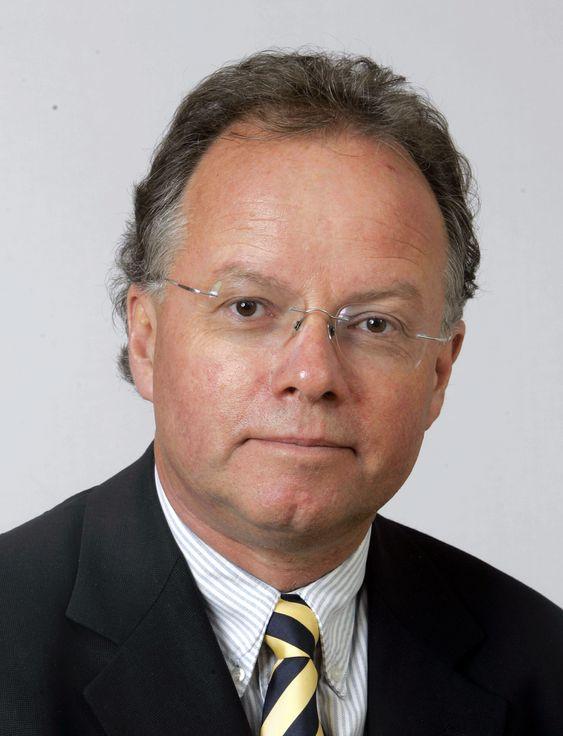 Stortingsrepresentant Øyvind Halleraker (H).