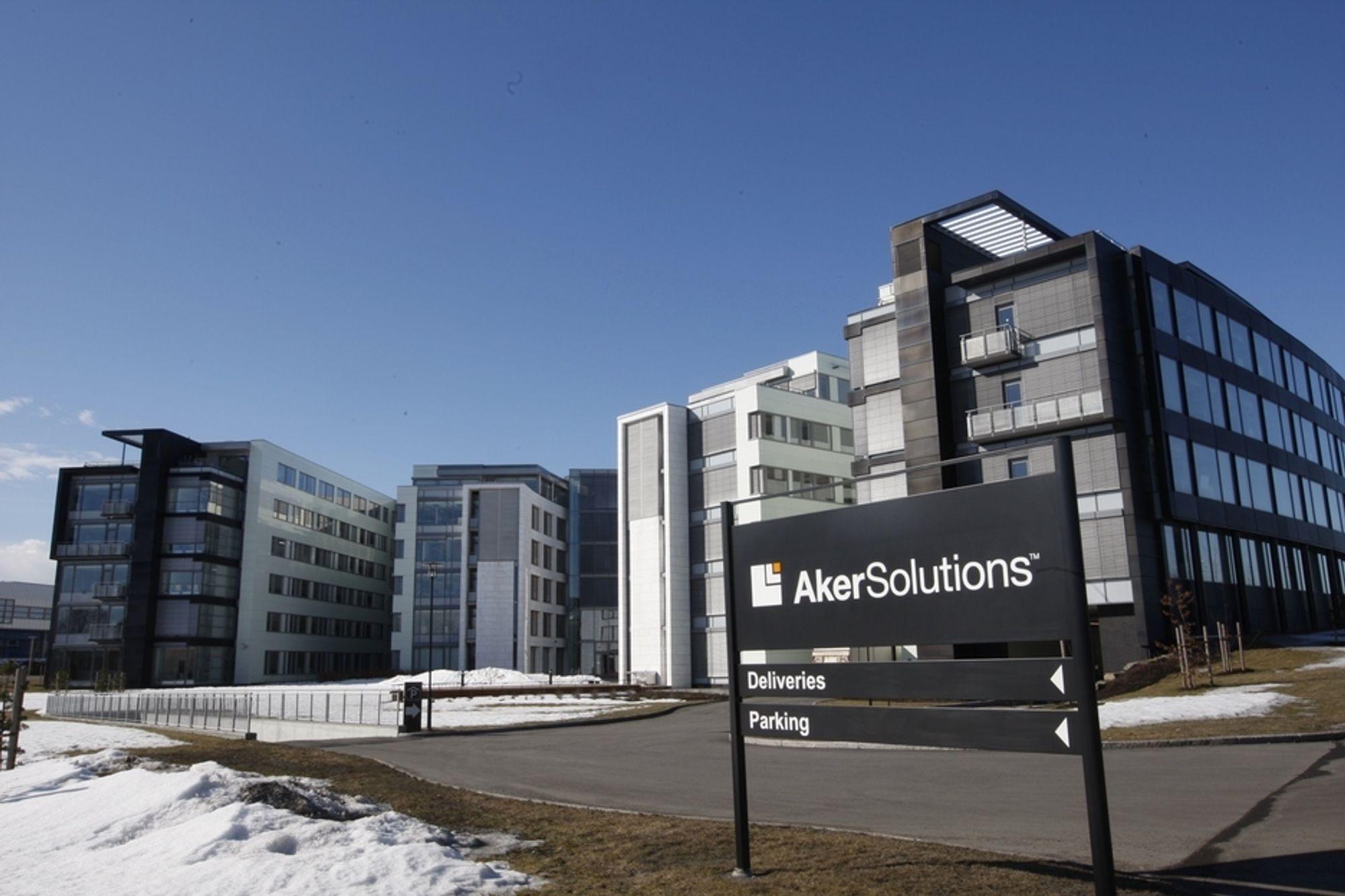 Aker Solutions skal bygge stålunderstell for 1,7 milliarder.