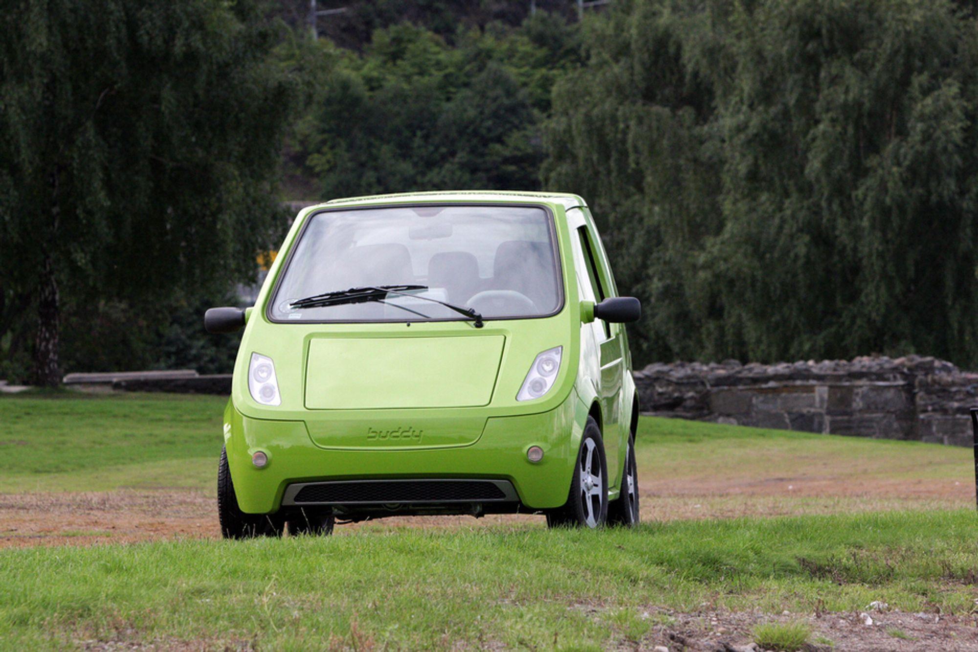 Pure Mobility kutter prisen på Buddy med 30.000 kroner.