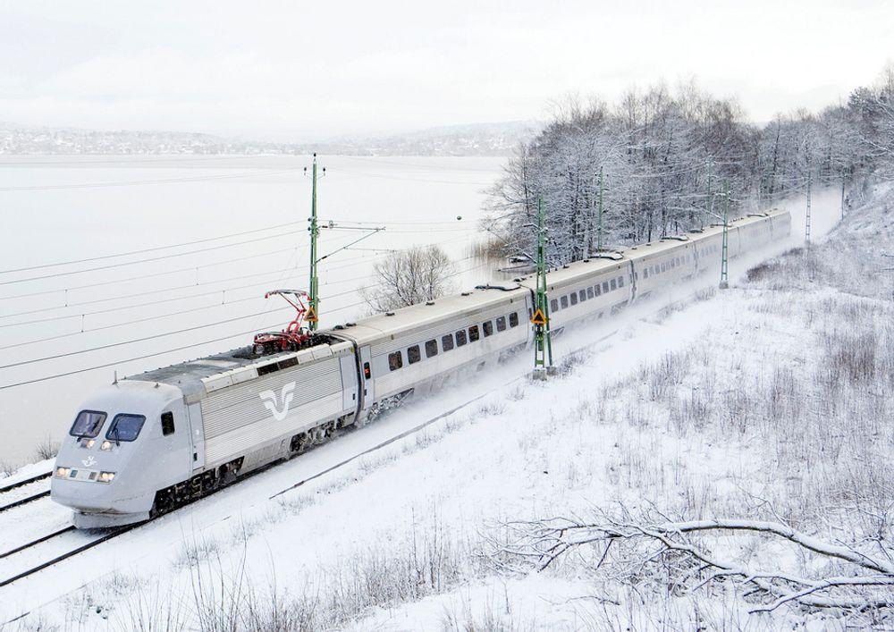 SVERIGE: I Sverige bygger de både veg og jernbane. Nå har Veidekke fått nok en jobb for SJ, NSBs svenske slektning.
