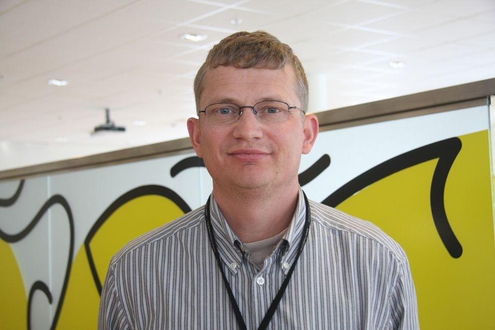 TVILER: Passivhus kommer ikke til å bli noe problem for fjernvarmeselskapene før om 50 år, mener Anders Meinert, senioringeniør i Multiconsult og styremedlem i Norsk Fjernvarme.