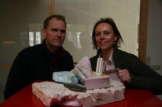 Steinar Amlo og Katrine Bakke, Norconsult