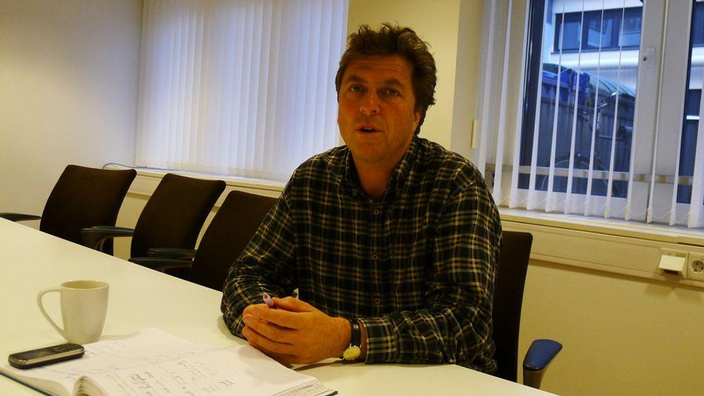 FERGEFRI FORKJEMPER: Fylkesordfører i Rogaland, Tom Tvedt (Ap), er en av fire fylkesordførerer på Vestlandet som kjemper for fergefri kyststamvei fra Stavanger til Bergen i løpet av 10 år.