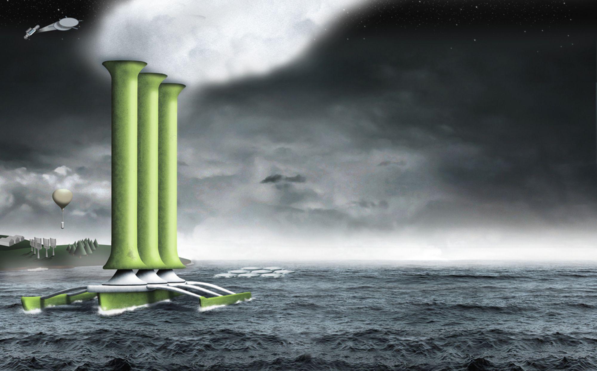Kan ingeniørene redde klimaet?