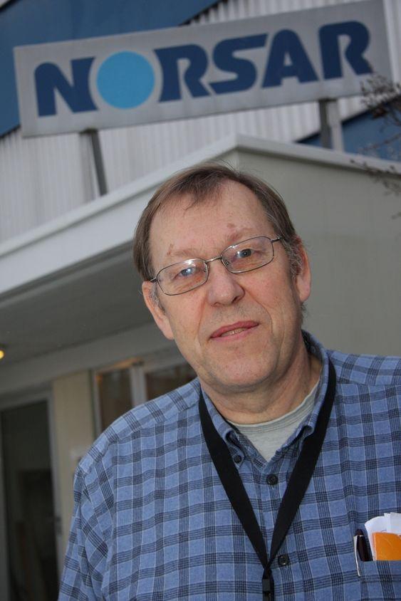 UBETINGET BEHOV: - Vi har et ubetinget behov for et felles europeisk regelverk for jordskjelvsiikring, sier seniorforsker Conrad Lindholm ved jordskjelvobservatoriet Norsar.