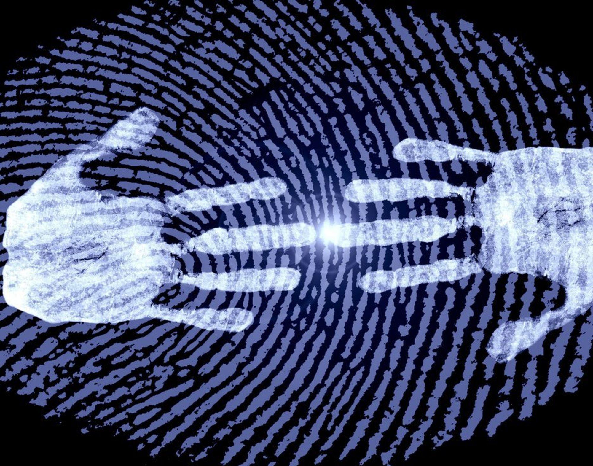 Datatilsynet liker ikke at Kripos lagrer fingeravtrykk til personer som ikke har blitt domfelt.