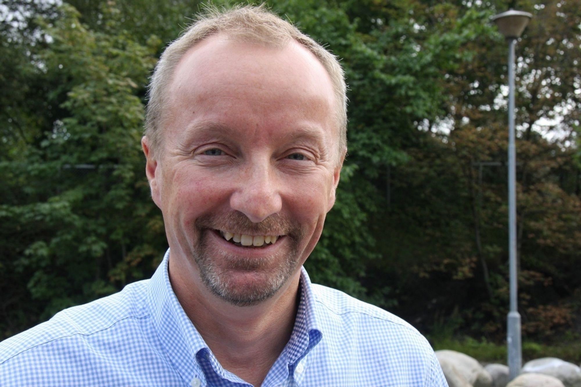 - HMS ble en aha-opplevelse, sier Peter Gjørup, administrerende direktør i NCC og styreleder i EBA.