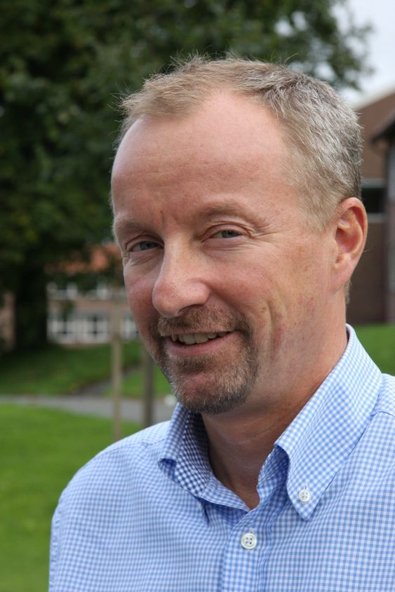 Peter Gjørup, adm.dir i NCC, styreleder i EBA