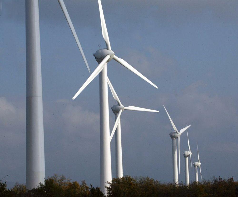 MYE VINDKRAFT: Den europeiske vindkraftorganisasjonen Ewea tror på en kraftig økning i vindkraftens andel av kraftproduksjonen.