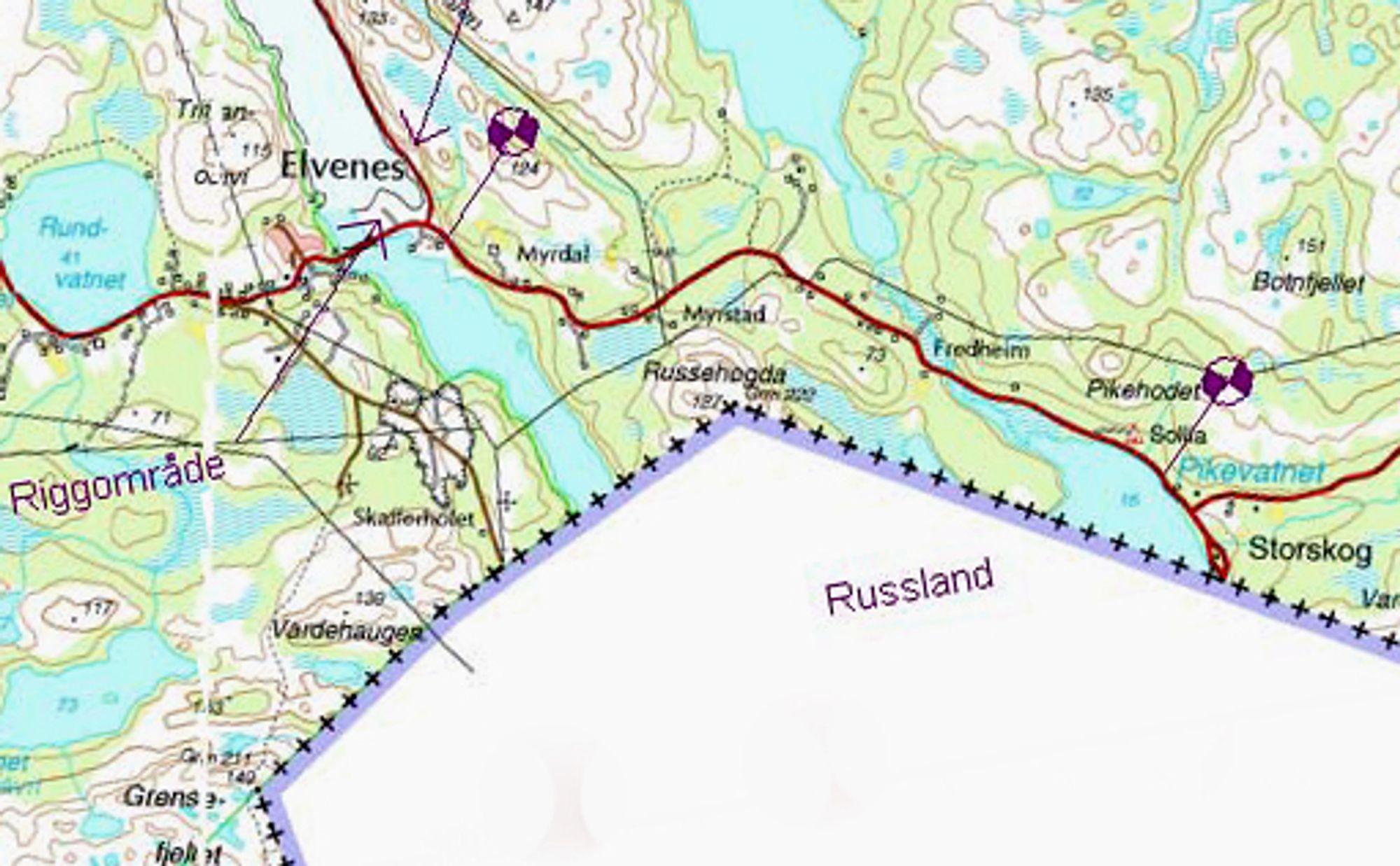 E 105 mellom Elvenes og Storskog skal få den standarden den fortjener. Hovedjobben lyses ut i februar eller mars. Den som vil forbelaste veglinjen, må gi anbud innen 4. februar.
