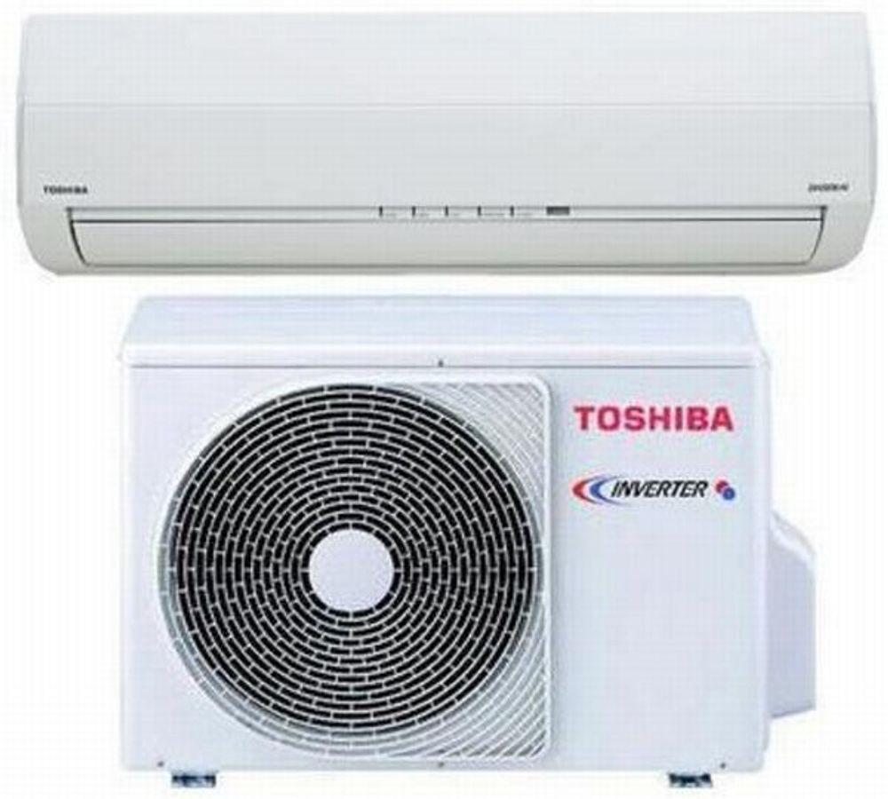 Toshibas RAS-10 ble best i den finske varmepumpetesten.