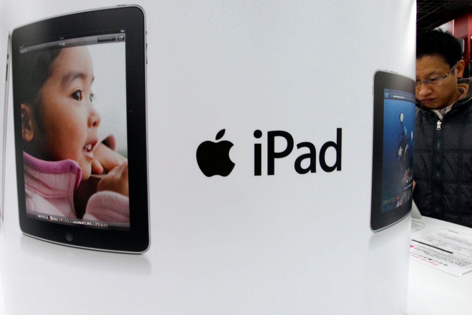 Apple blir saksøkt for å ha videreformidlet personlig informasjon om brukere uten at det forelå godkjennelse for dette.