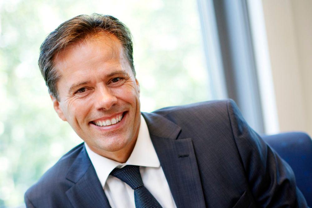 Capgeminis administrerende direktør Ola Furu er årets IT-leder, ifølge juryen for Rosingprisen.