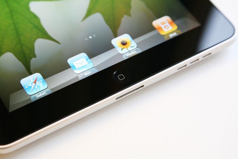 iPad har før dagens oppgradering vært låst til å kjøre en applikasjon i gangen.