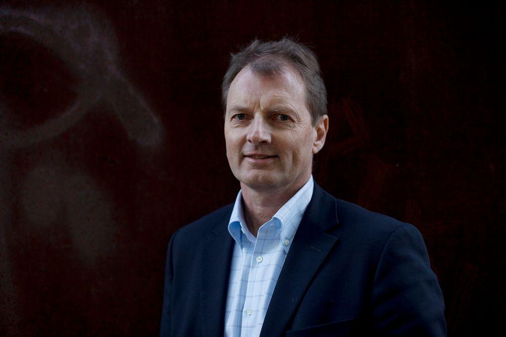 - Jeg vil påstå at vi hadde hatt mye mer vei om vi hadde brukt fullfinansiering i en eller annen form, sier Øyvind Mork.