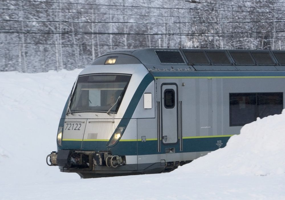 FULL FART: Høyhastighetsringen vil ha fraspark for høyhastighetsutbygging mellom Bergen og Stavanger samtidig med at utbygging starter på Østlandet.