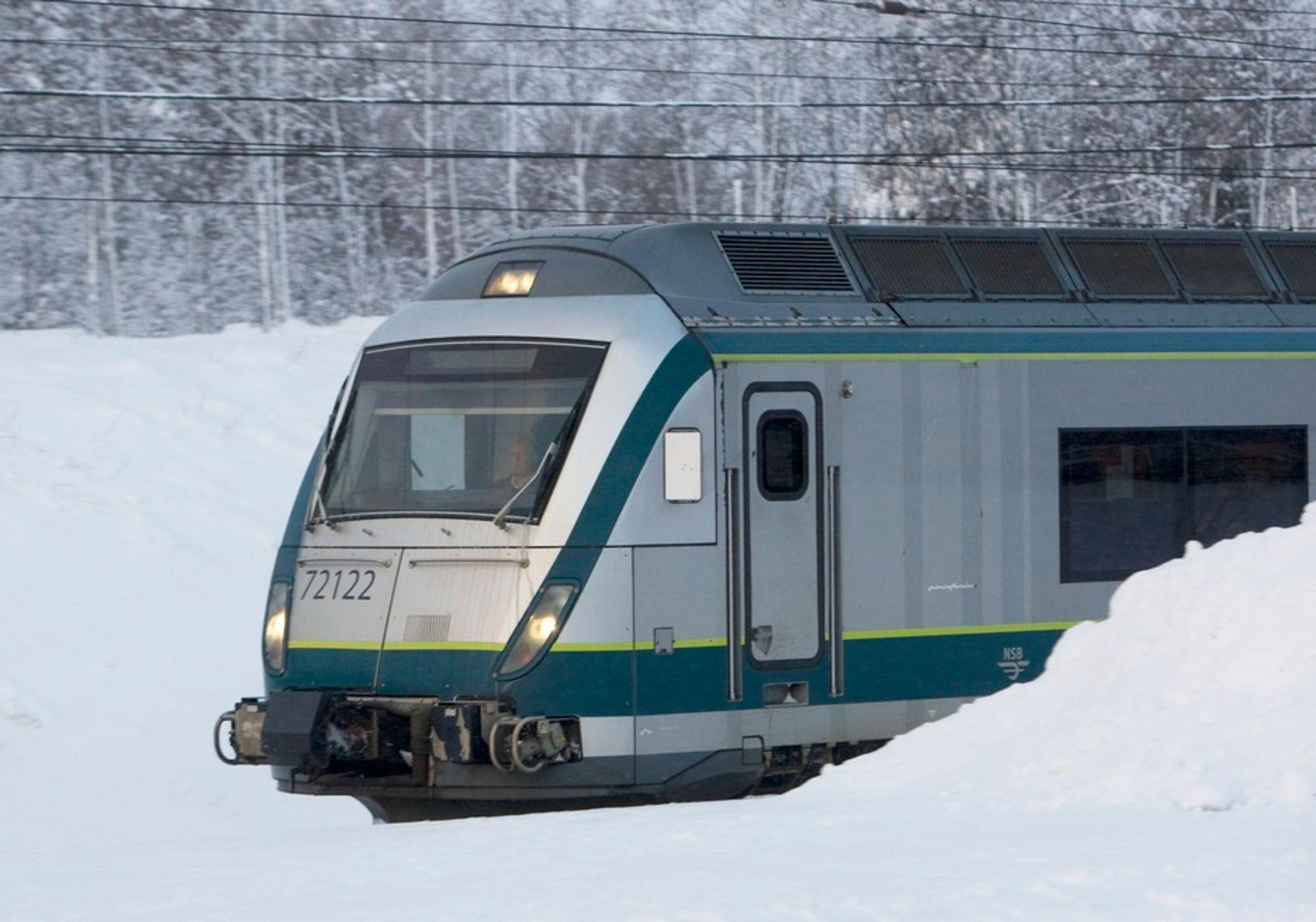 Jernbaneverkets utredning skal være klar i 2012.