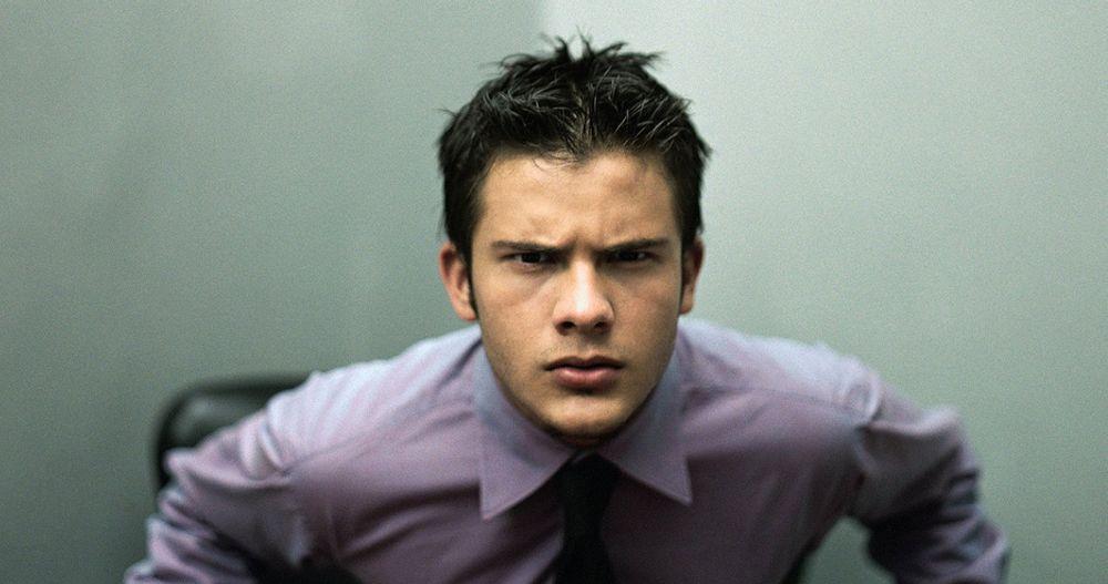 KATEGORISERT: Den aggressive typen kan skape mye gruff på jobben.