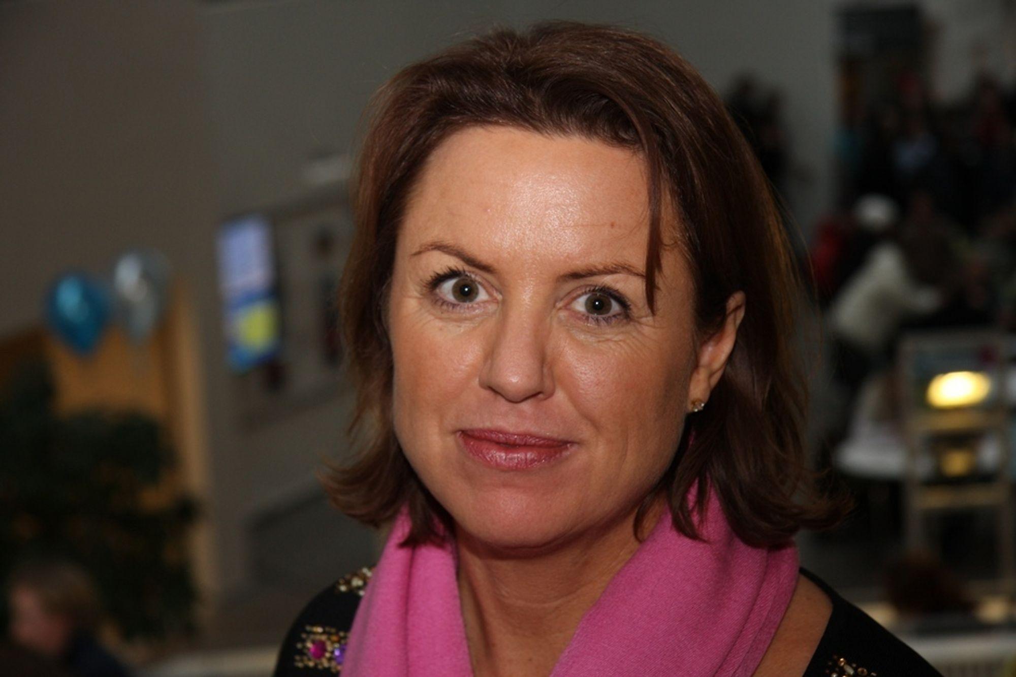 SAVNER: Liv Kari Hansteen og RIF savner uavhengighet i det nye veitilsynet.