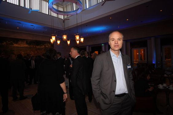 Direktør Lars Arne Ryssdal i Oljeindustriens Landsforening (OLF)