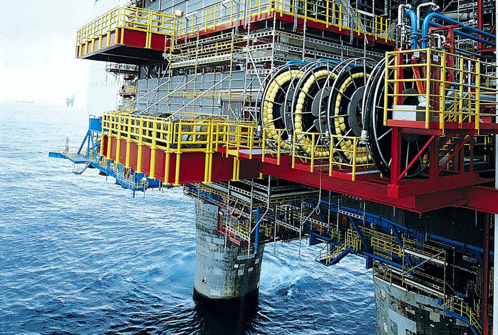 Statoil har funnet gass og kondensat like ved Gullfaks.