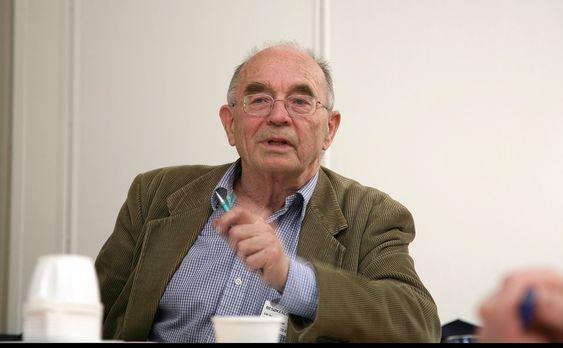 Erling Diesen, tidligere NVE-direktør