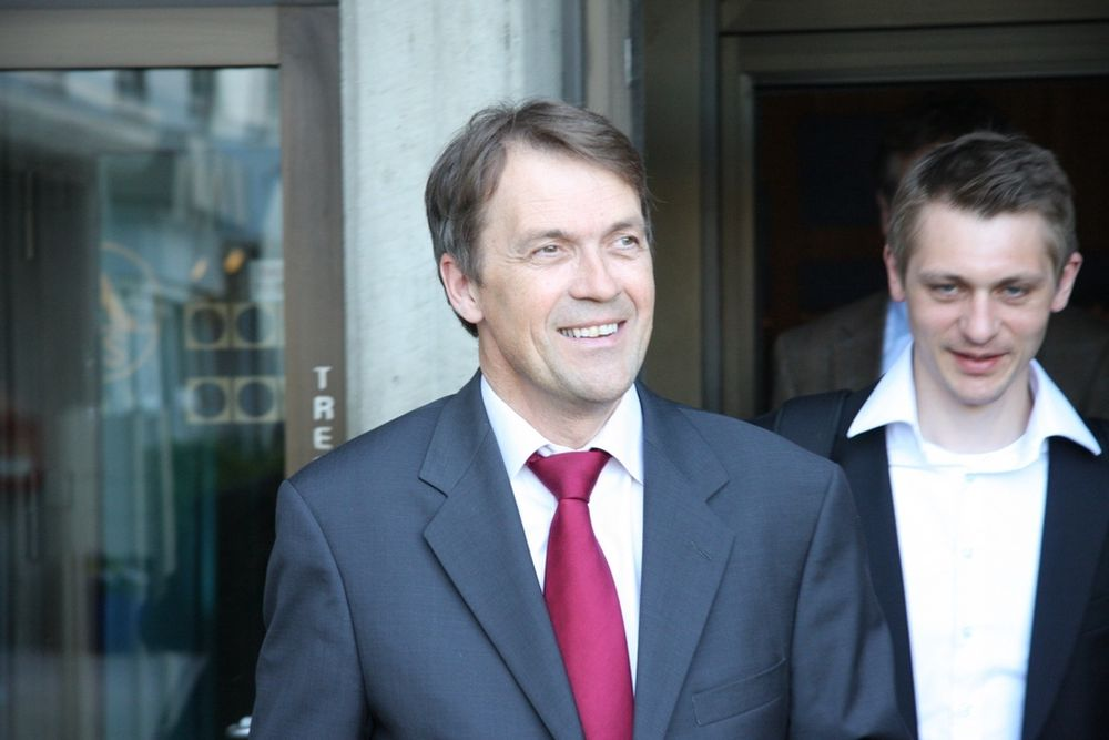 Eivind Reiten er foreslått som styreleder i AGR Group.