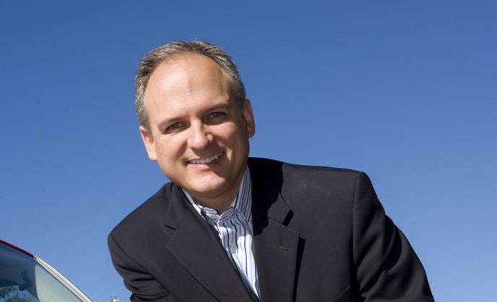 Amerikanske Barry Engle er ansatt som ny direktør i Think.