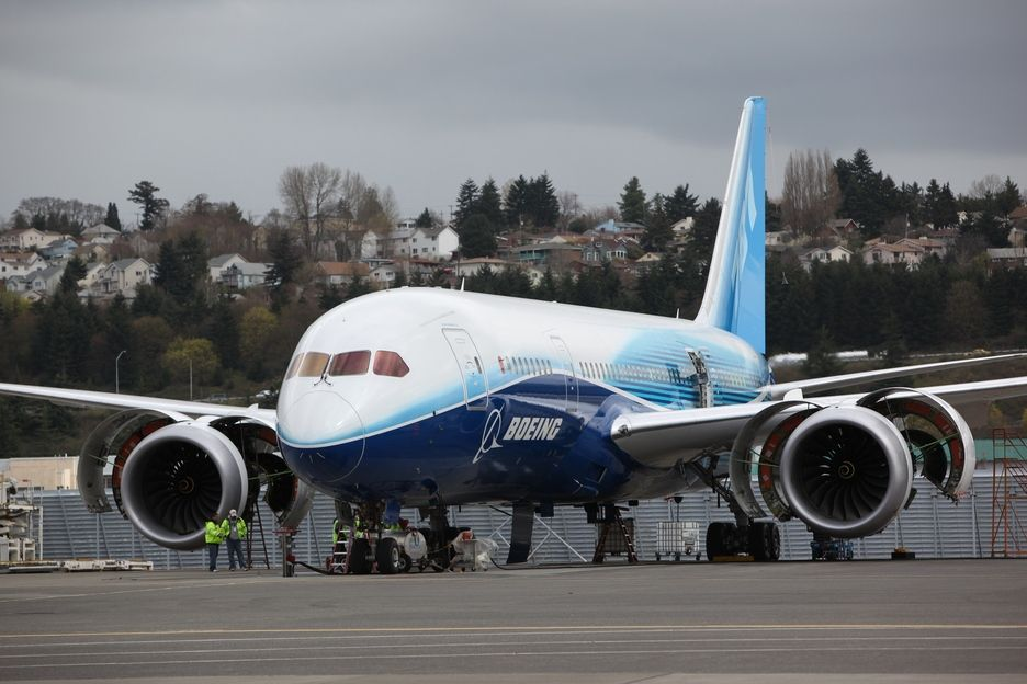 Om to år skal Norwegian begynne å fly Boeing 787 Dreamliner.