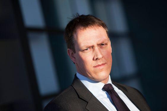 Erland Løkken, direktør, Næringslivets sikkerhetsråd.
