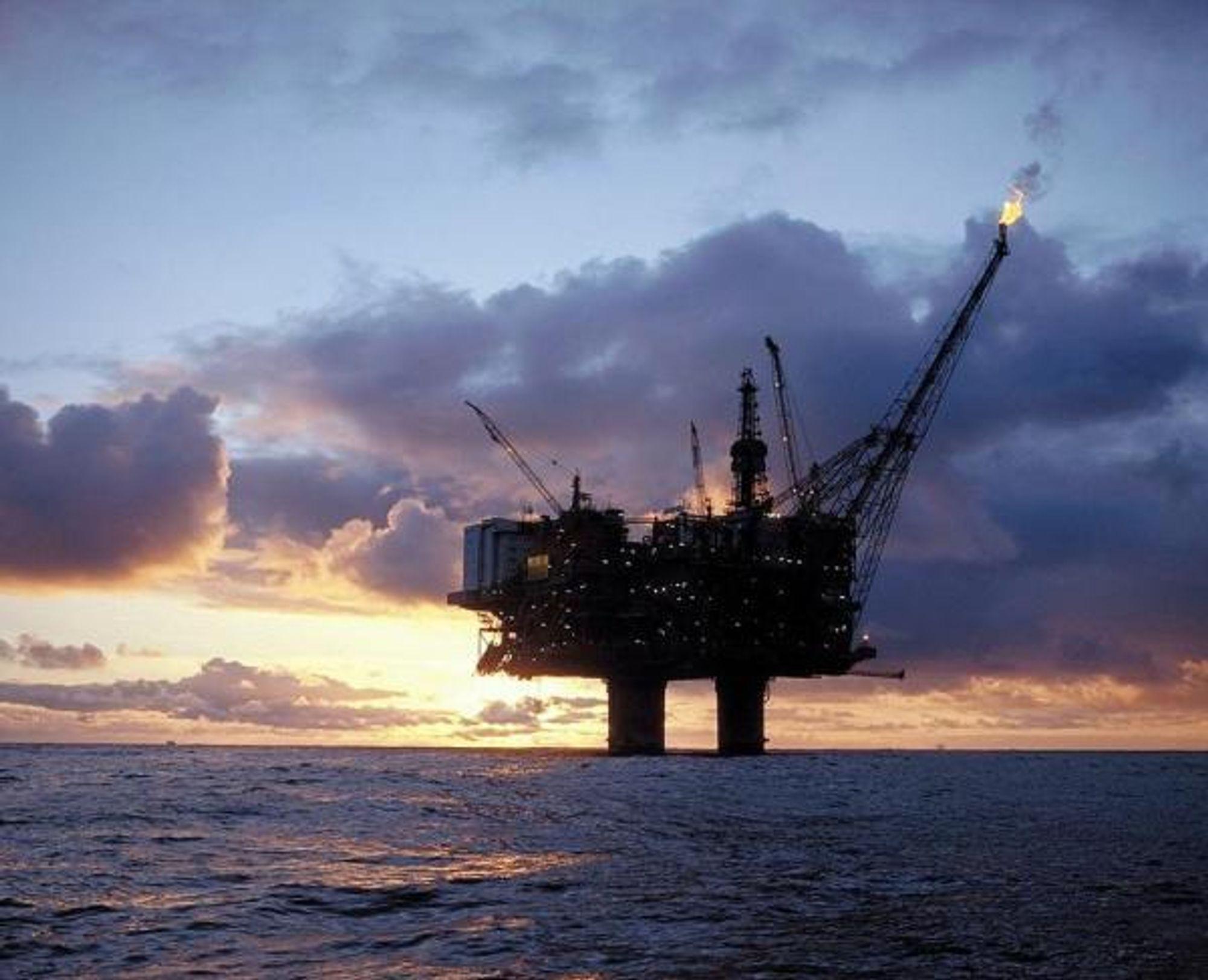 Tekna sier teknologi er en forutsetning når oljenæringen skal lenger nord, og hente de siste dråpene fra modne felt.