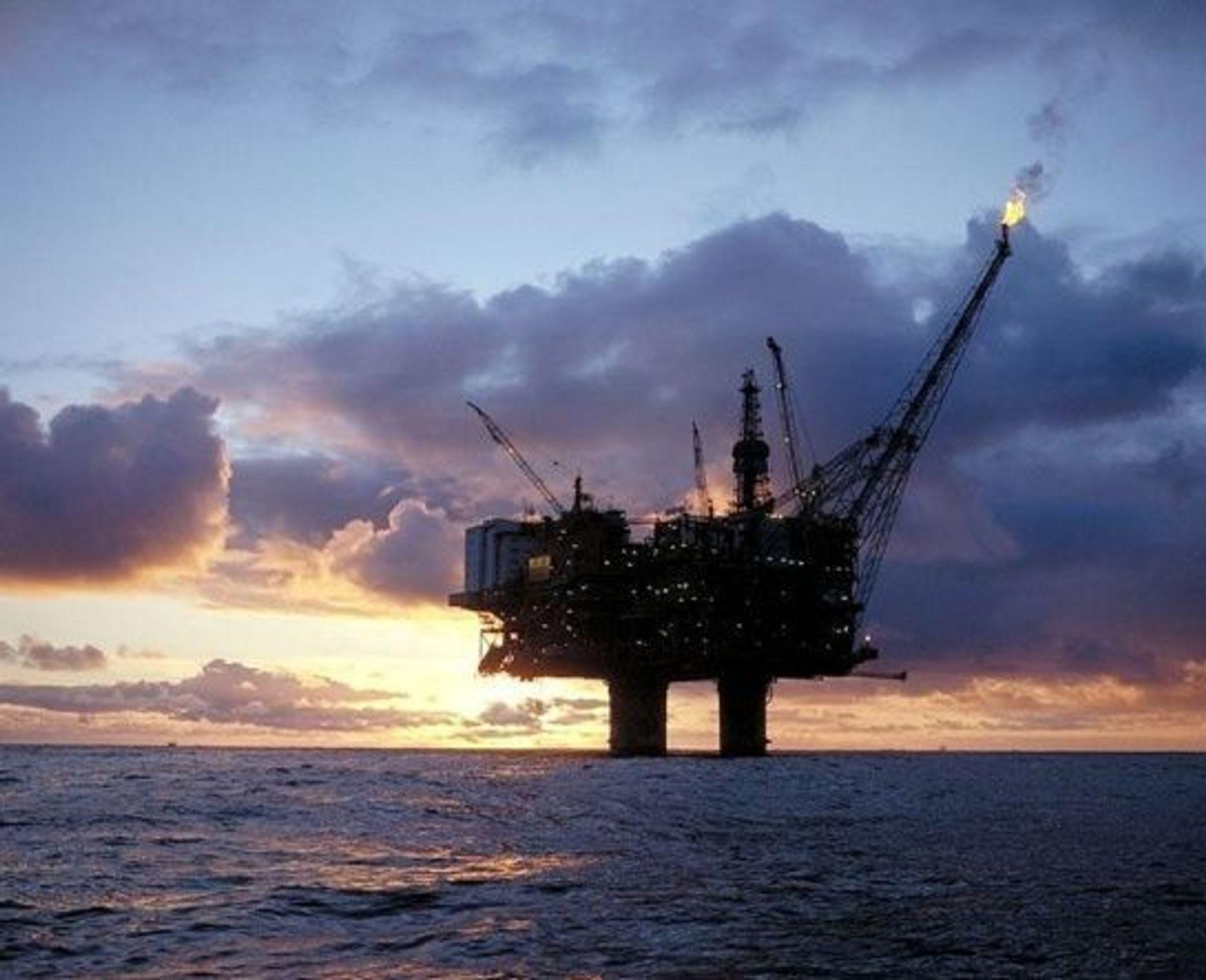 Etter nytt HMS-regelverk i 2002, tok Oljeindustriens Landsforening (OLF) og Rederiforbundet initiativ til opplæringsprosjektet RVK. Arkivfoto (RegelVerksKompetanse).