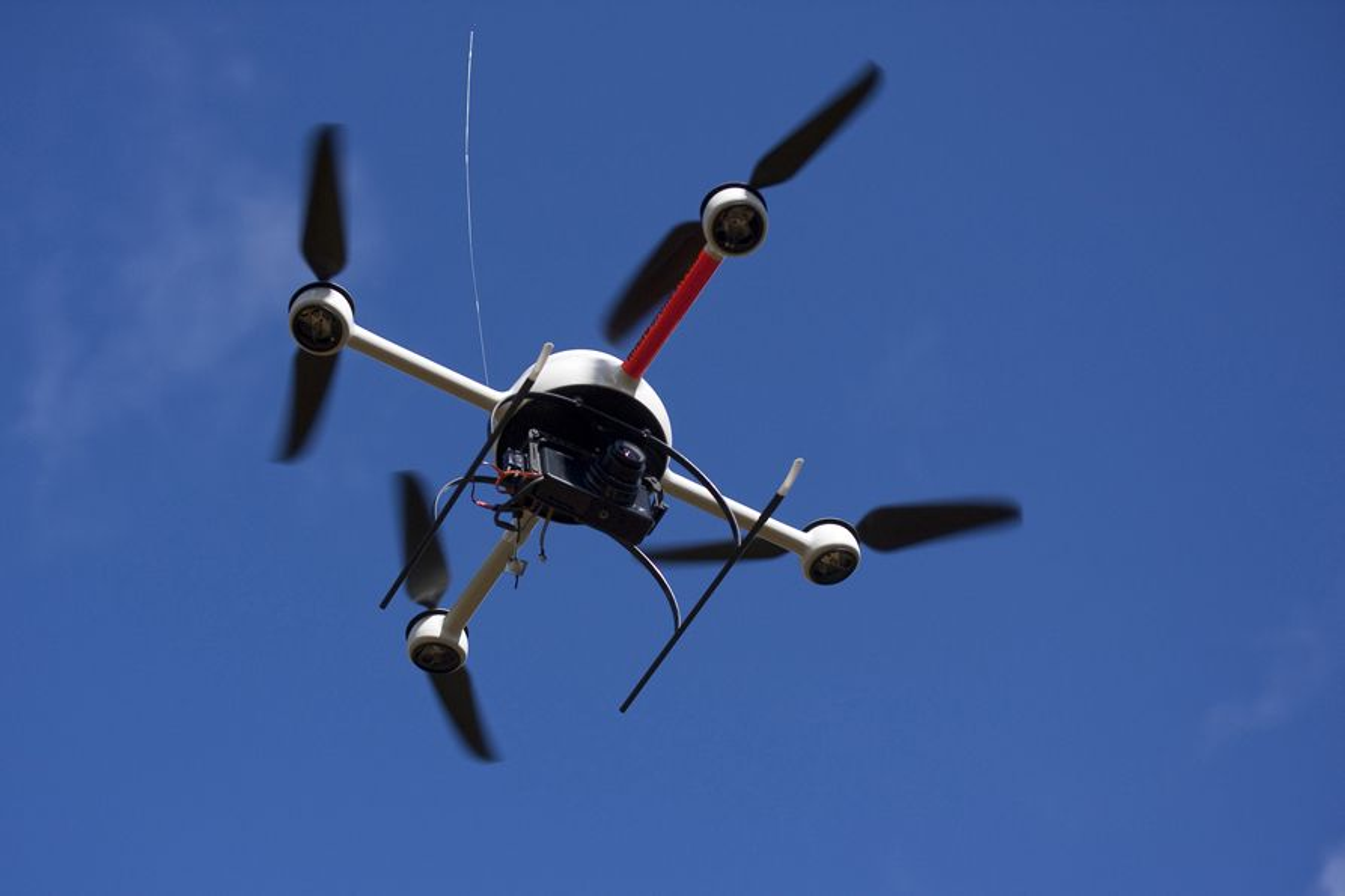 Planlegger E6 med dronefly