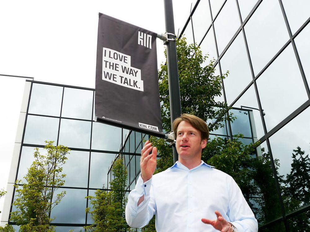 FLYTTER NOEN STEEN-KAST: Birger Steen forlater en karriere i Microsoft for å bli toppsjef i Parallels, ikke mange steinkast unna Microsofts hovedkontor i Redmond.